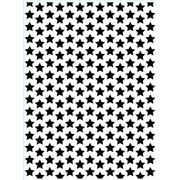 "Small Stars Embossing Folder (4.25""x5.75"") by Darice"
