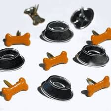 Dog Mix Brads by Eyelet Outlet