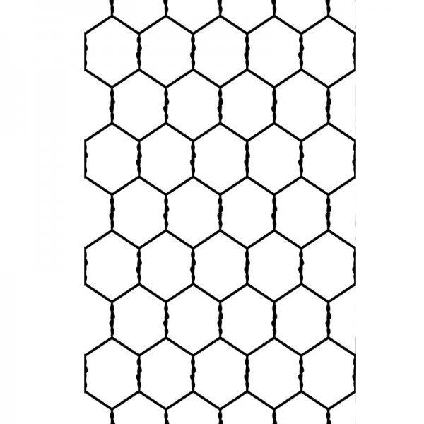 "Chicken Wire (4.25""x5.75"") embossing folder by Darice"