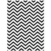 "Chevron Embossing Folder (4.25""x5.75"") by Darice"