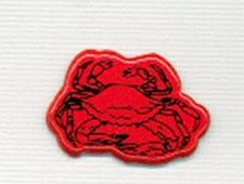 Crab brads by Eyelet Outlet