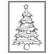 "Christmas Tree Embossing Folder (4.25""x5.75"") by Darice"
