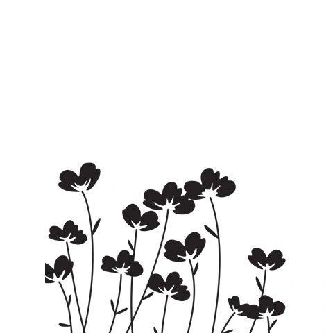 "Flowers Embossing Folder (4.24""x5.75"") by Darice"