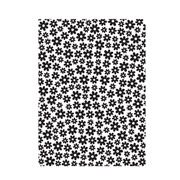 Mini Daisy Background - Darice Embossing Folder - 4.25 x 5.75 inches