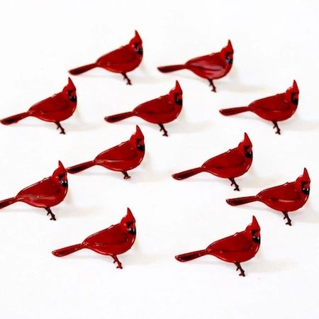Cardinal brads (12pcs) by Eyelet Outlet