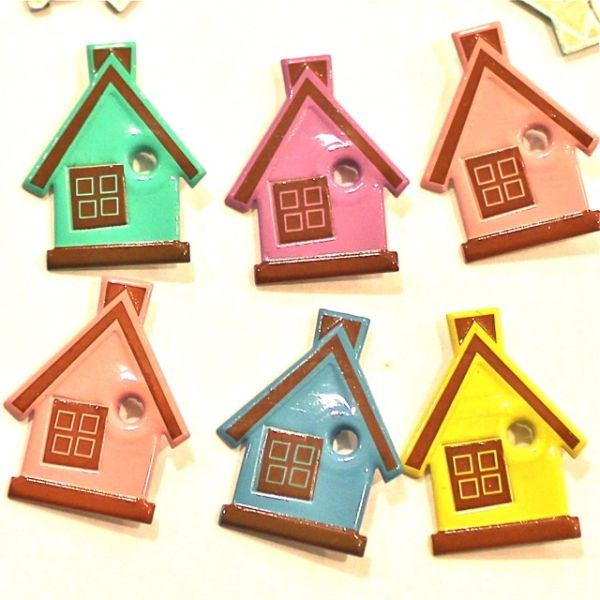 Bird House quicklet by Eyelet Outlet