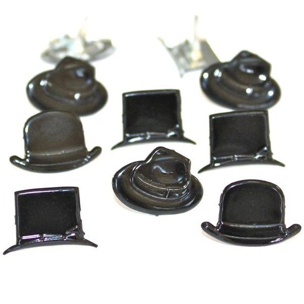 Men's Hat brads by Eyelet Outlet