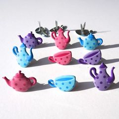 Tea Brads by Eyelet Outlet