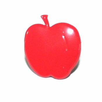 Red Apple Brads by Eyelet Outlet
