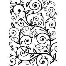"Vine Pattern Embossing Folder (4.25""x5.75"") by Darice"