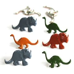 Dinosaur brads by Eyelet Outlet