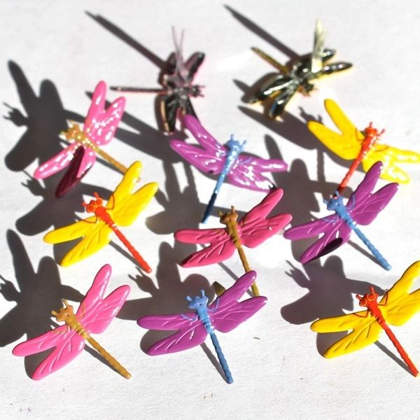 Dragonfly brads by Eyelet Outlet