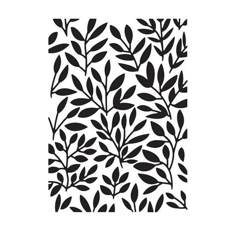 "Vine Embossing Folder (4.24""x5.75"") by Darice"