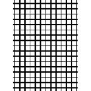 "Plaid Background (5""x7"") embossing folder by Darice"