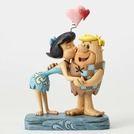 JIM SHORE- Betty and Barney