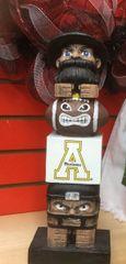 Tiki Totem Appalacian mountaineers