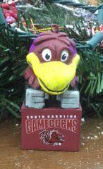 Tiki South Carolina Gamecocks Ornament