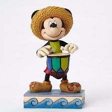"Jim Shore Disney Traditions ""Welcome to the Carribean"" Mickey Mouse"