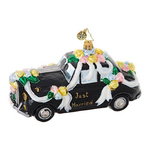 CHRISTOPHER RADKO-Heading to the Chapel Ornament 1018820
