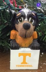 Tiki Mascot Tennessee Volunteers Ornament