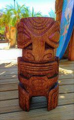 Marquesan tiki