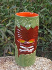 """Outta the Jungle"" tiki mug"