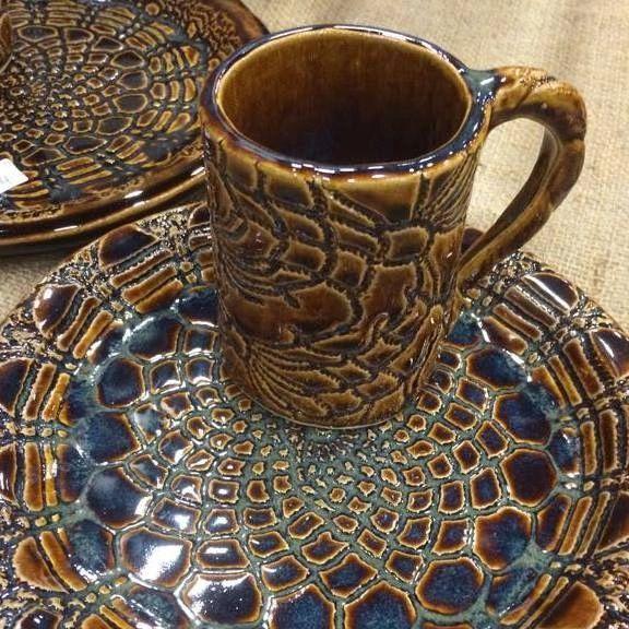 Coffee Mug in Rich Cola