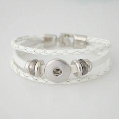 Leather Bracelet_KB0829-W