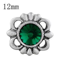 Small Mini Snaps_KS6296-S_Emerald