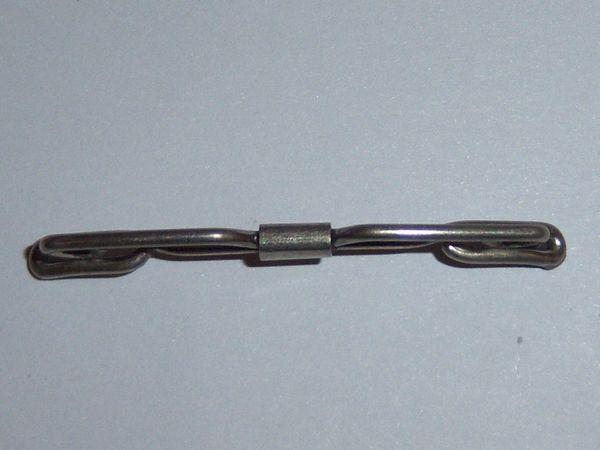 Vintage Patent Pend Collar Clip.