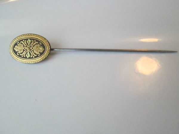Art Deco Era Tie Pin.