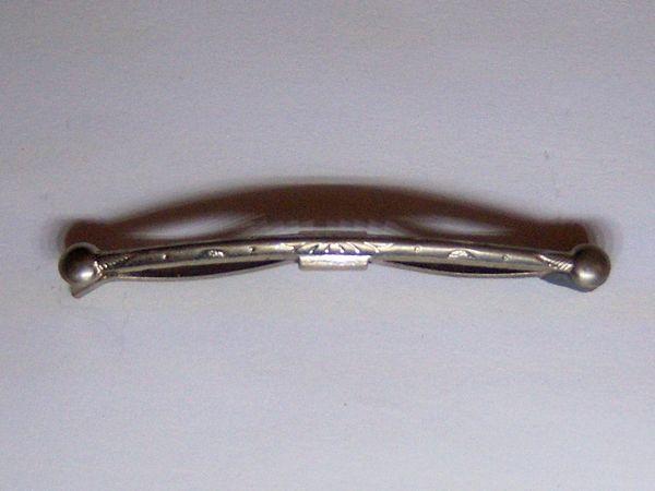 Vintage Art Deco Collar Clip.