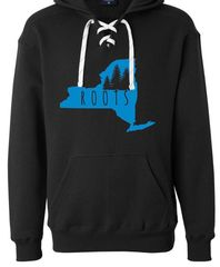 LaceUp Hoody
