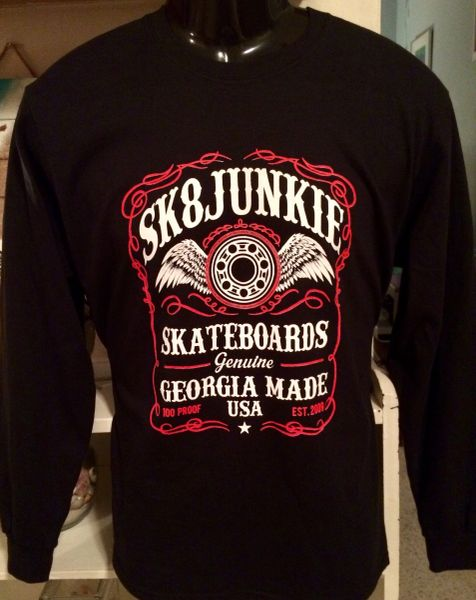 Genuine 100 Proof Sk8Junkie