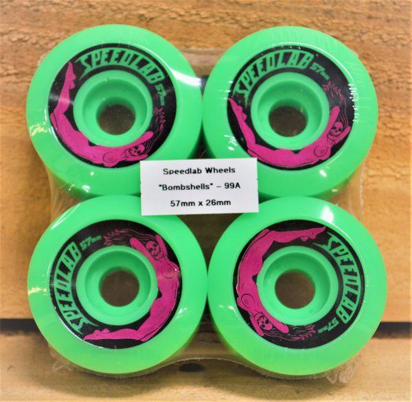 "Speedlab Wheels ""Bombshells"""