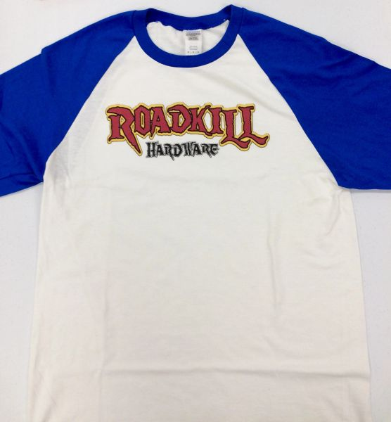 "Roadkill 3/4"" sleeves Raglan shirts"