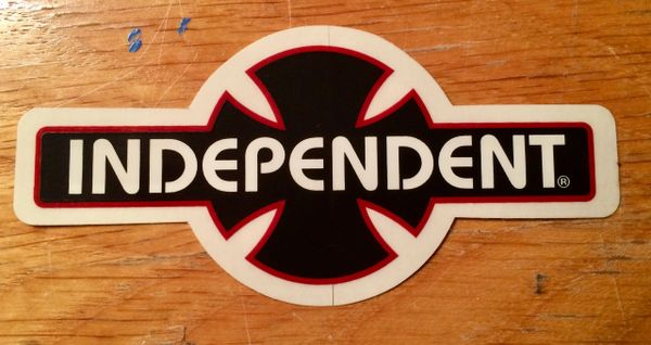 "Independent OGBC 4"" Sticker"