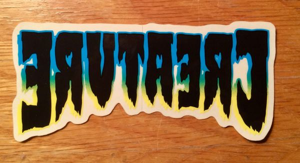 Creature Sticker