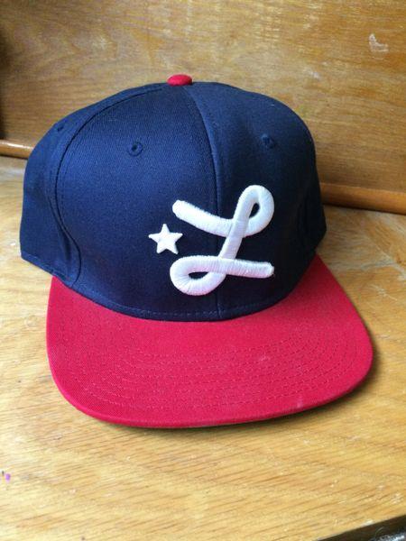 LRG snapback hat