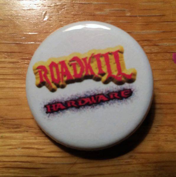 Roadkill Buttons