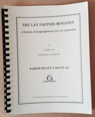 A Complete Equipping Seminar Participant's Manual