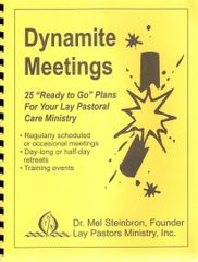 Dynamite Meetings Manual by Mel Steinbron