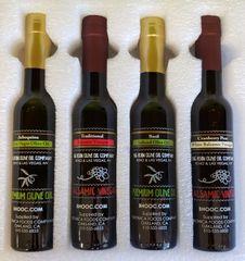 Olive Oil & Balsamic Vinegar Pairing Gift Set