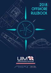 2019 UIM Rule books - Printed Version