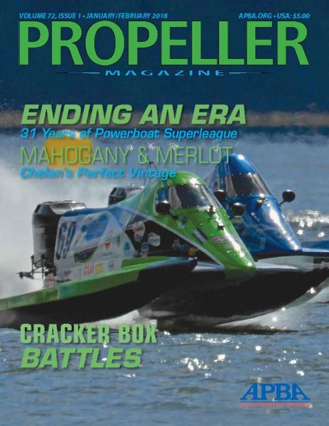 01801 Propeller Magazine January/February 2018