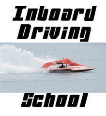 Inboard Racing School - August 12-13 Pateros, WA