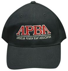 Adjustable APBA Logo Hat