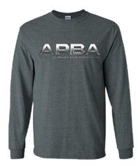 APBA Long Sleeve T-Shirt (Chrome Logo)