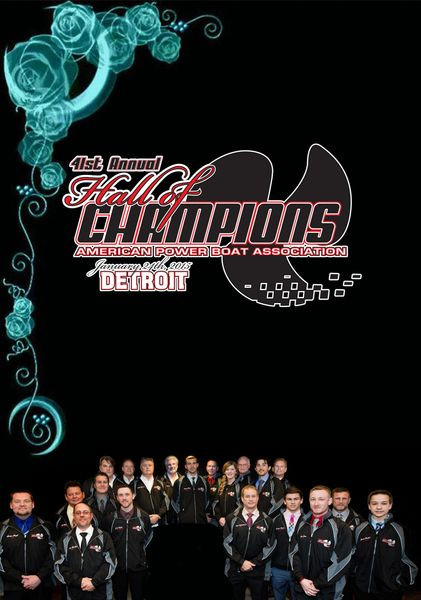 2014 APBA Hall of Champions DVD
