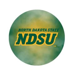 NDSU Fog 2 Pewter Key Chain or Money Clip
